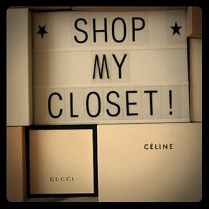Closet Shoppers!!!!!